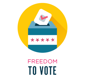 Freedom to vote.